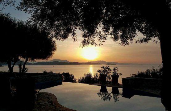 Unieke Bouwgrond in Griekse Ionische Archipel,  Eiland Lefkas