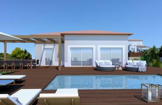 Villa met 4 slaapkamers en privézwembad op 500 meter van de oceaan