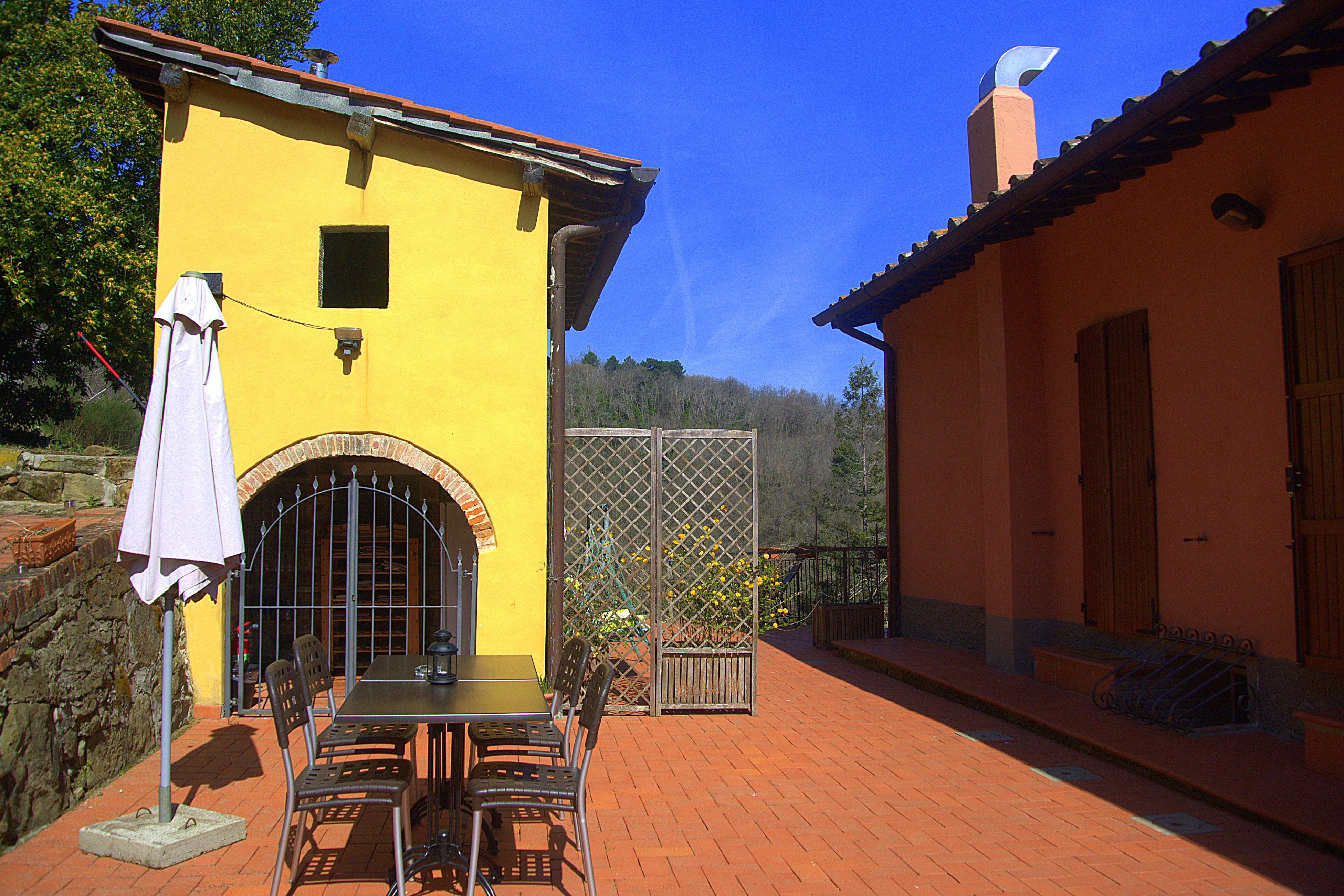 Goed Draaiende B&B met Bewezen Omzet in Toscane