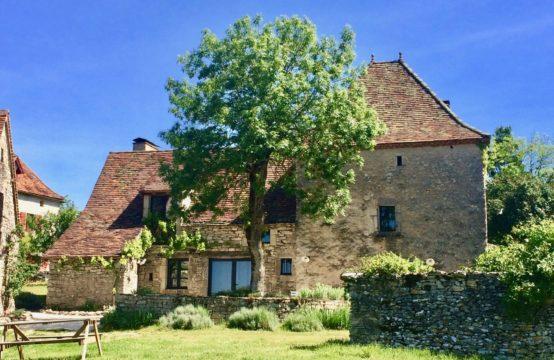 Charmant Landgoed met B&B in Zuid-Frankrijk