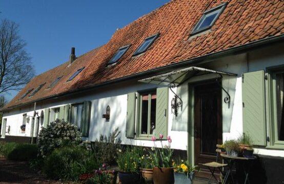 Prachtige Fermette met Bijgebouw in Pas-de-Calais
