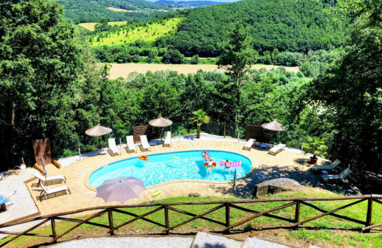 L'Angelo Pescatore – Bed and Breakfast – Umbrië